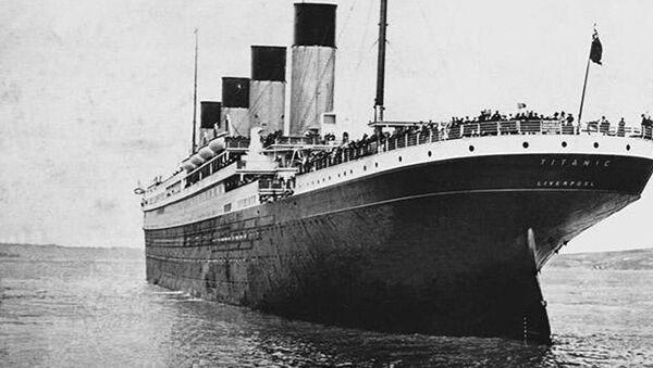 Titanik kemasi - Sputnik Oʻzbekiston