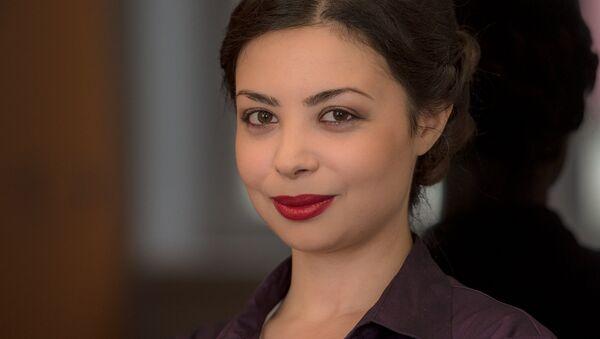 Виктория Тигиева - Sputnik Узбекистан