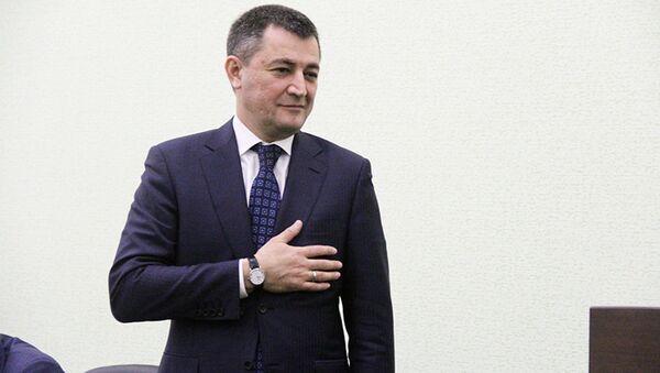 Новый президент Национального олимпийского комитета Алишер Султанов - Sputnik Ўзбекистон