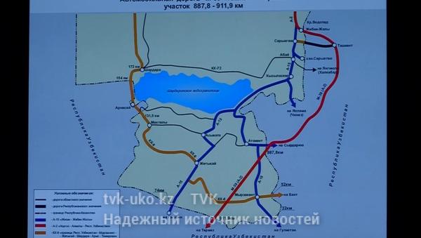 М-39 йўли - Sputnik Ўзбекистон
