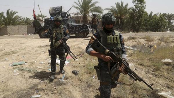 Иракская полиция - Sputnik Узбекистан