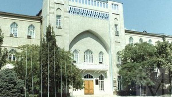 Академия наук Узбекистана - Sputnik Ўзбекистон