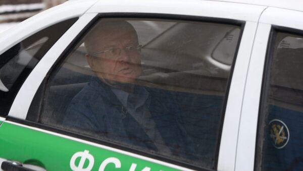 Рассмотрение ходатайства следствия о продлении ареста Алексею Улюкаеву - Sputnik Узбекистан