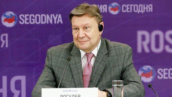 Юрий Рогулёв - Sputnik Узбекистан