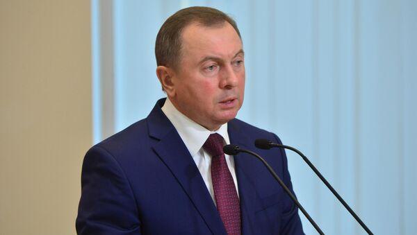 Vladimir Makey, Belarus TIV rahbari - Sputnik Oʻzbekiston