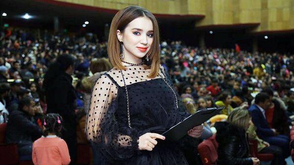 Aktrisa va dizayner Shahzoda Muhammedova - Sputnik Oʻzbekiston