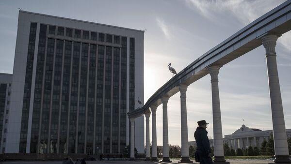 Здание Министерства финансов Узбекистана в Ташкенте - Sputnik Узбекистан
