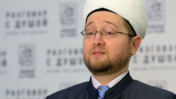 Главный имам Московской соборной мечети Ильдар Аляутдинов, архивное фото - Sputnik Узбекистан