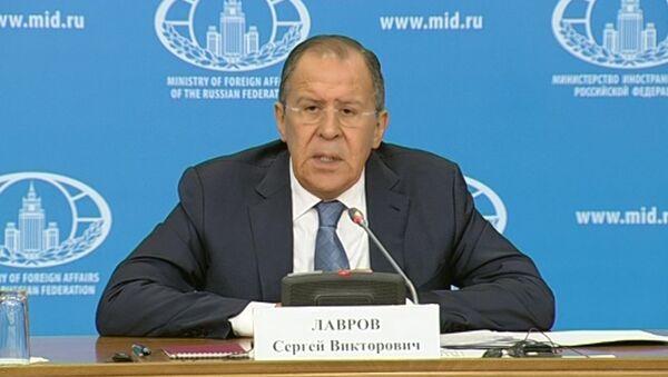 Лавров о вербовке российских дипломатов - Sputnik Ўзбекистон