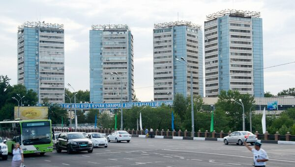 Toshkent shahri - Sputnik Oʻzbekiston