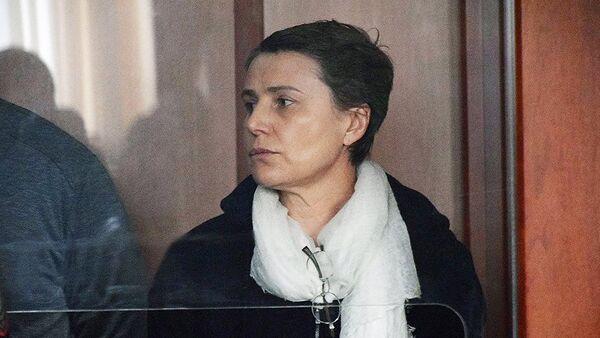 Лиллия Рах на апелляционном суде - Sputnik Узбекистан