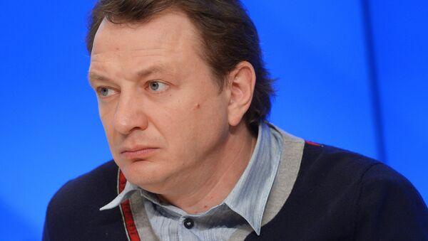 Aktyor Marat Basharov - Sputnik Oʻzbekiston
