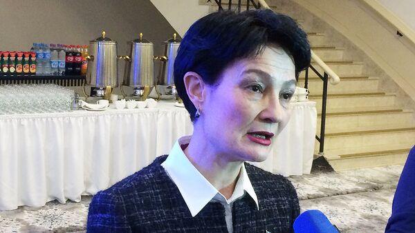 Zamestitel predsedatelya Senata Oliy Majlisa Svetlana Artыkova - Sputnik Oʻzbekiston
