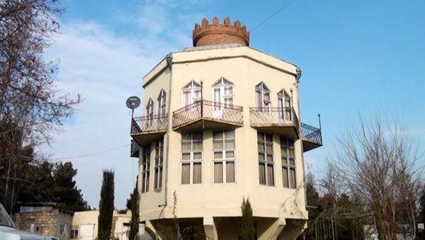 Необычный азербайджанский чайный дом приглашает на чаепитие - Sputnik Узбекистан