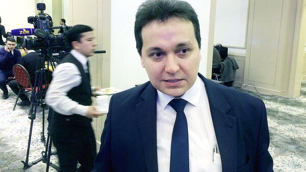 Ministr narodnogo obrazovaniya Sherzod Shermatov - Sputnik Oʻzbekiston