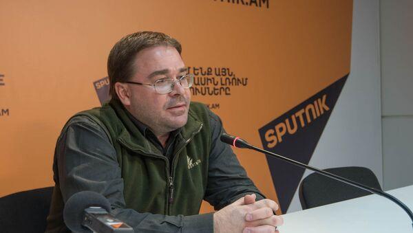 Александр Кулевский - Sputnik Узбекистан