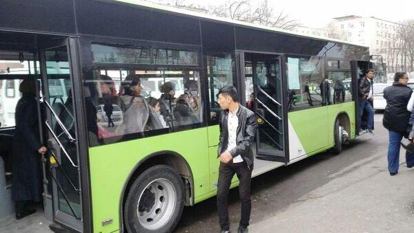 Gorodskoy transport v Tashkente - Sputnik Oʻzbekiston