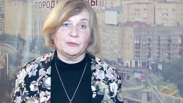 Мария Котовская - Sputnik Узбекистан