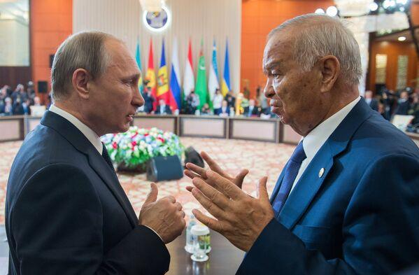 MDHga a'zo davlatlar rahbarlari kengashi - Sputnik Oʻzbekiston