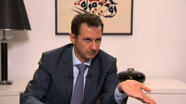 Suriya prezidenti Bashar Asad. - Sputnik Oʻzbekiston