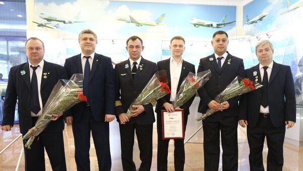 Узбекские авиалинии - 25 лет - Sputnik Ўзбекистон