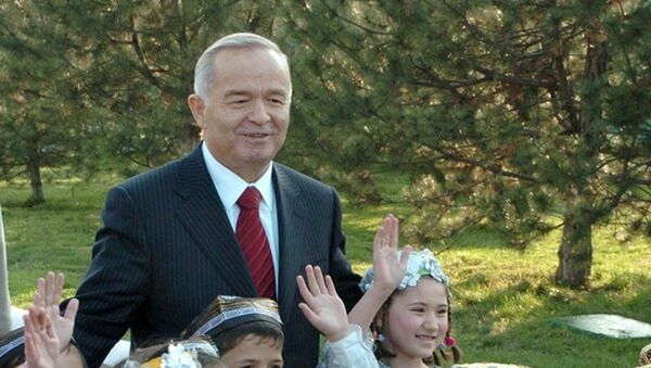 Ўзбекистон Бирини президенти Ислом Каримов - Sputnik Ўзбекистон