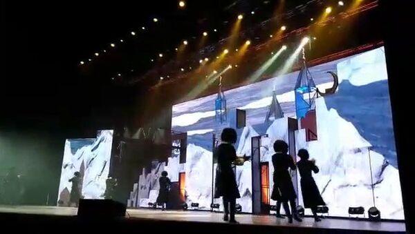 В Москве состоялась премьера спектакля Утерянное завещание - Sputnik Узбекистан