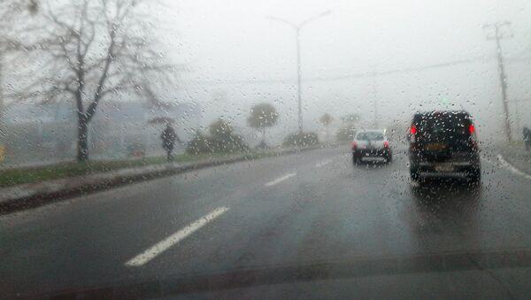 Автомобильная дорога - Sputnik Узбекистан