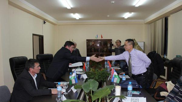 Ташкентский и Шанхайский зоопарки договорились обмениваться животными - Sputnik Узбекистан