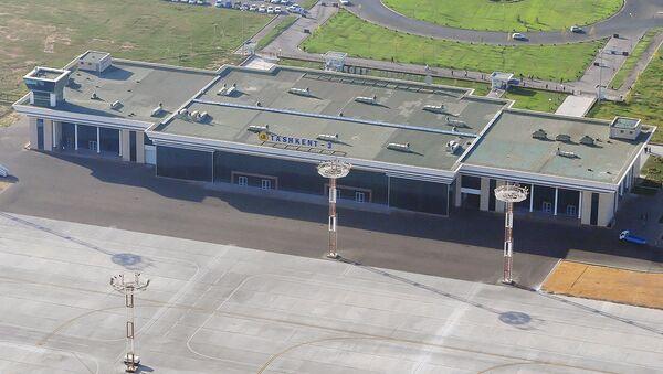 Mejdunarodnыy aeroport Tashkent - Sputnik Oʻzbekiston