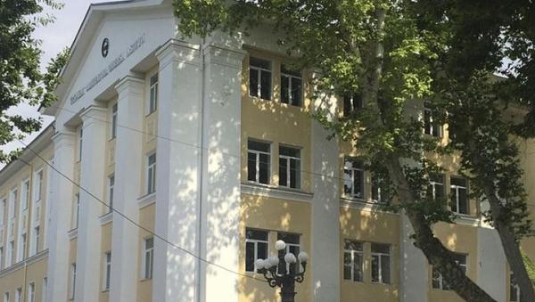Tashkentskiy arxitekturno-stroitelnыy institut pomenyayet adres - Sputnik Oʻzbekiston