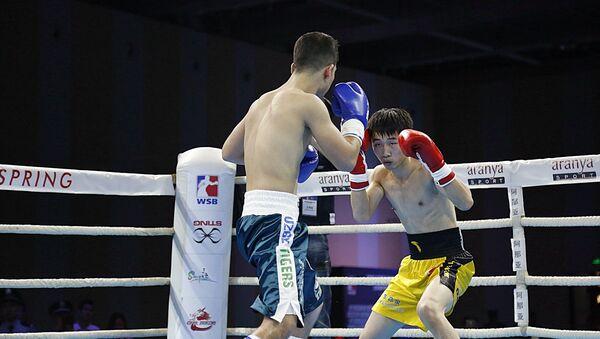 Uzbek Tigers vs China Dragons - Sputnik Oʻzbekiston