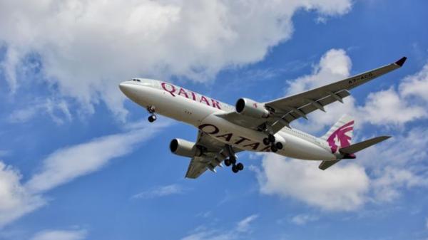 Samolet Qatar Airways  - Sputnik Oʻzbekiston