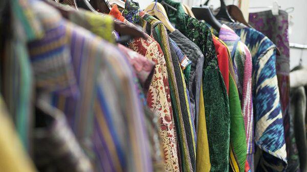 Гранд Текстиль — выставка-продажа в Москве - Sputnik Узбекистан