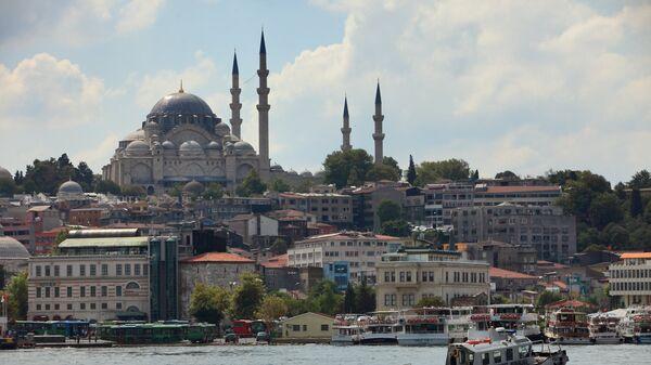 Stambul, Turtsiya - Sputnik Oʻzbekiston