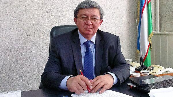 Руководитель ГАК Узфармсаноат Мирзанозим Дусмуратов - Sputnik Узбекистан