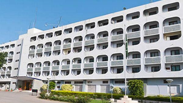 Ministry of Foreign Affairs of Pakistan - Sputnik Узбекистан