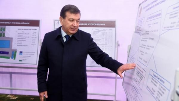 Shavkat Mirziyoyev Termizda - Sputnik Oʻzbekiston