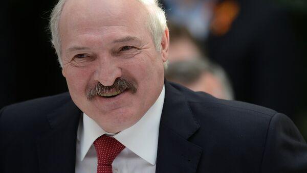 Президент Республики Белоруссия Александр Лукашенко - Sputnik Ўзбекистон