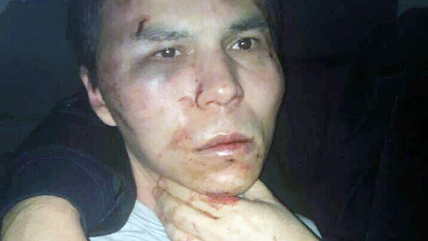 Абдулгадир Машарипов - Sputnik Ўзбекистон