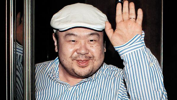 Kim Jong Nam, ein Halbbruder des nordkoreanischen Staatschefs Kim Jong-un - Sputnik Ўзбекистон