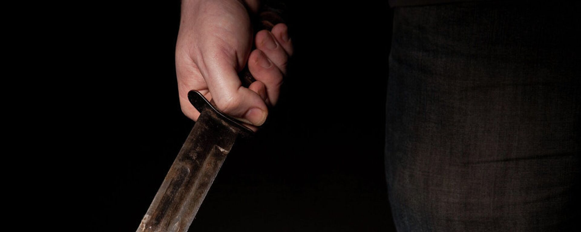 Убийство ножом - Sputnik Узбекистан, 1920, 16.09.2020