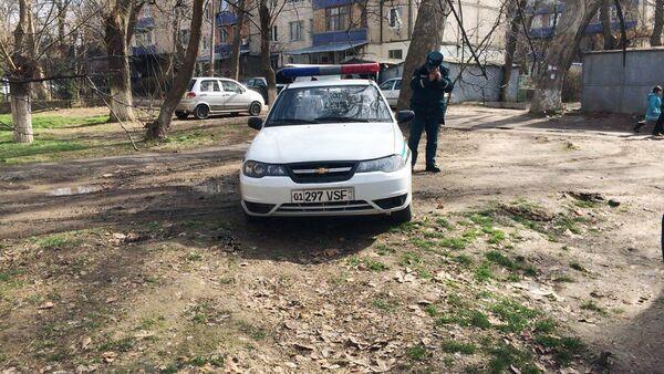Militsiya - Sputnik Oʻzbekiston