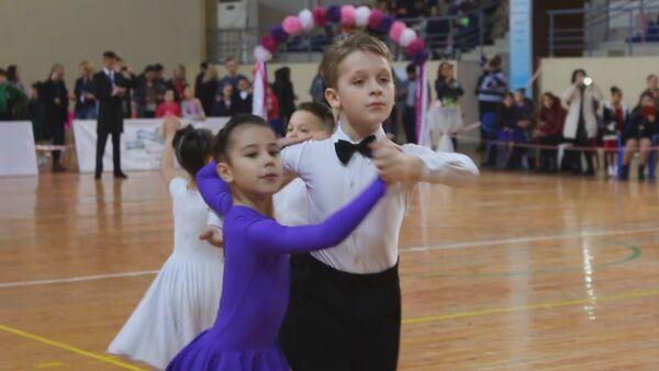 Азарт и грация: в столице состоялся танцевальный турнир - Sputnik Узбекистан