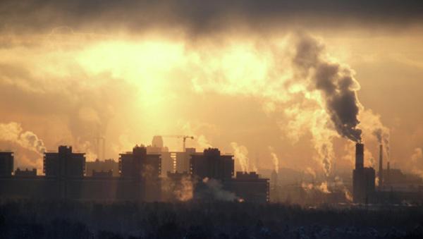 Загрязнение воздуха - Sputnik Узбекистан