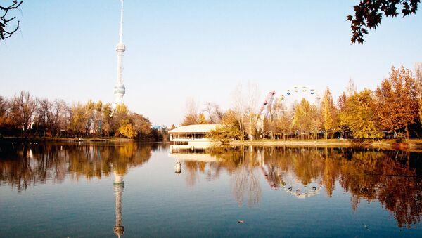 Телевизионная башня в Ташкенте - Sputnik Узбекистан