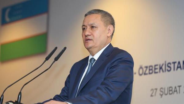 Рустам Азимов - Sputnik Ўзбекистон