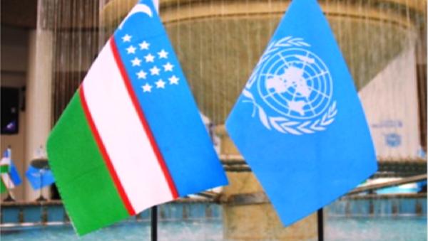 25-letiye vstupleniya Uzbekistana v OON - Sputnik Oʻzbekiston
