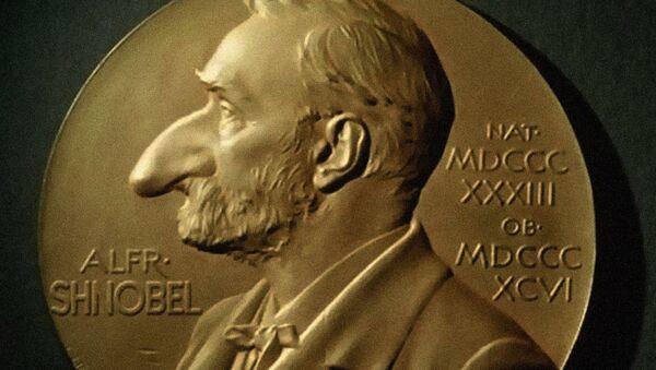 Shnobel premiyasi medali - Sputnik Oʻzbekiston