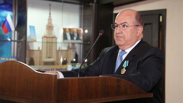 Кавалер Ордена Дружбы Каландар Абдурахманов - Sputnik Узбекистан